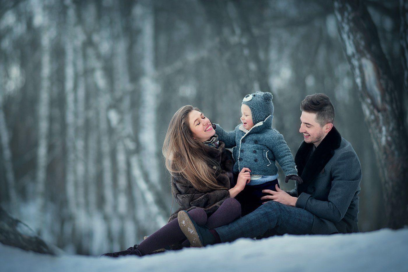фотопрогулки зимой