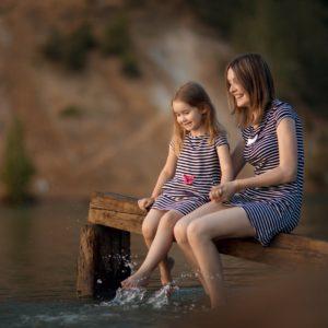 фотосессия у воды