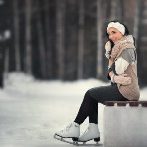 фотосессия на коньках
