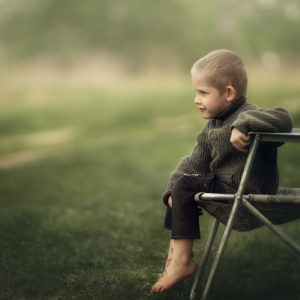 босоногое детство